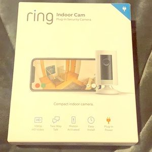 RING Indoor Cam (Used for a day)
